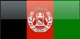 Country flag of Afghanistan