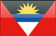 Country flag of Antigua And Barbuda