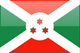 Country flag of Burundi