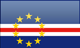 Country flag of Cape Verde Islands