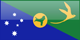 Country flag of Christmas Island