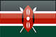 Country flag of Kenya