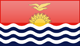 Country flag of Kiribati