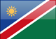 Country flag of Namibia