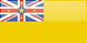 Country flag of Niue