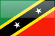 Country flag of St. Kitts