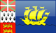 Country flag of St. Pierre and Miquelon