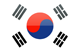 Country flag of South Korea