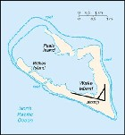 Country map of Wake Island
